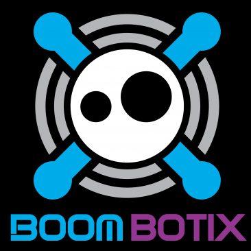 BoomBotix el Altavoz Últra-Portable