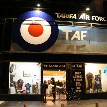 Nueva tienda en Tarifa